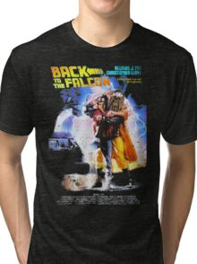 Back to the Falcon Tri-blend T-Shirt