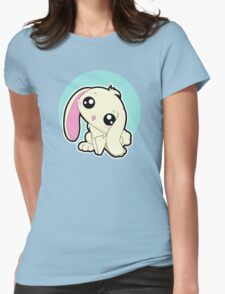 Bunny ! Womens Fitted T-Shirt