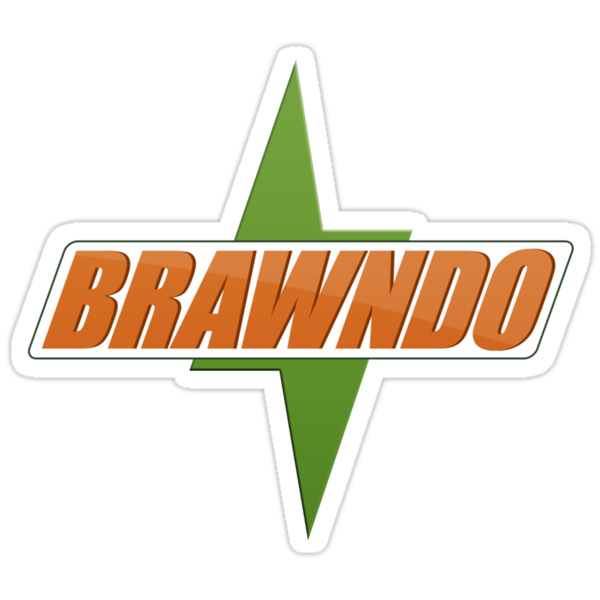 Idiocracy - BRAWNDO Logo by LynchMob1009
