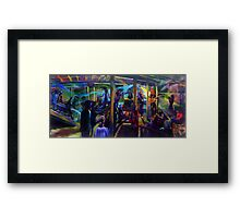 Sydney Blues and Roots Festival 2015 Framed Print