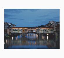 Ponte Vecchio at Dusk One Piece - Long Sleeve