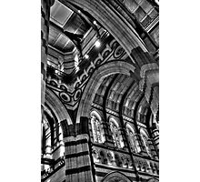 0963 Inside St Pauls Cathedral, Melbourne  Photographic Print