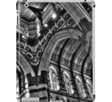 0963 Inside St Pauls Cathedral, Melbourne  iPad Case/Skin