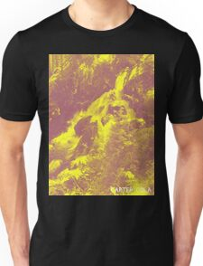 Between The Dots/Ouroboros Street w/ text Unisex T-Shirt