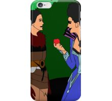 Snow White & Evil Queen iPhone Case/Skin