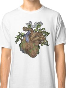 Heart - Wood Classic T-Shirt
