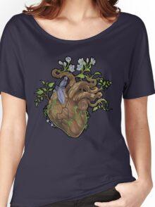 Heart - Wood Women's Relaxed Fit T-Shirt