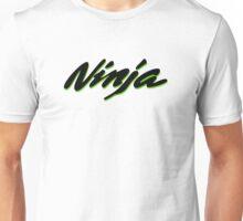 Ninja Logo Unisex T-Shirt
