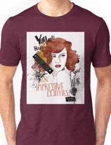 Vivienne Westwood Fashion Quote  Unisex T-Shirt