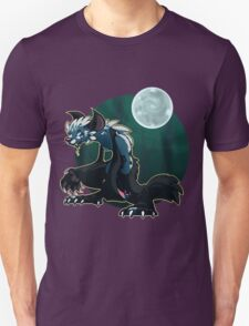 Werecat's night T-Shirt