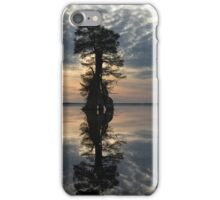 Gray and balding iPhone Case/Skin