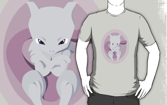 Mewtwo by gallantdesigns