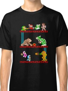 8 Bit Smash Bros. Classic T-Shirt
