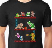 8 Bit Smash Bros. Unisex T-Shirt