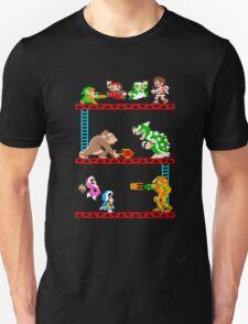 8 Bit Smash Bros. T-Shirt