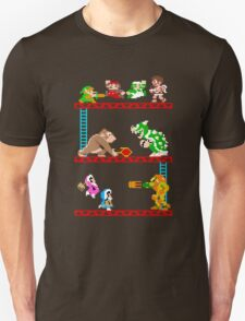 8 Bit Smash Bros. T-Shirt