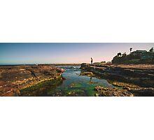 Coal Cliff Pools, Wollongong | NSW Australia Photographic Print