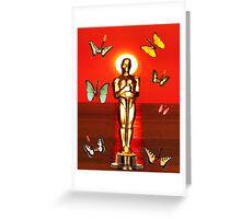 The Oscars  Greeting Card