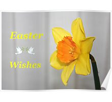 Easter Wishes Poster