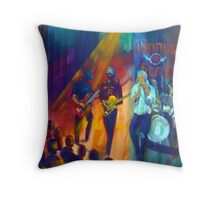 Sydney Blues and Roots Festival 2015 Throw Pillow