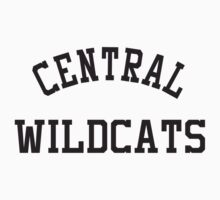Central High School Wildcats Football Team by hanelyn