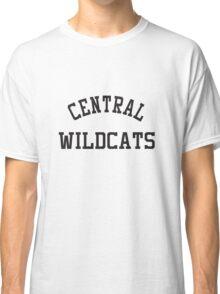 Central High School Wildcats Football Team Classic T-Shirt