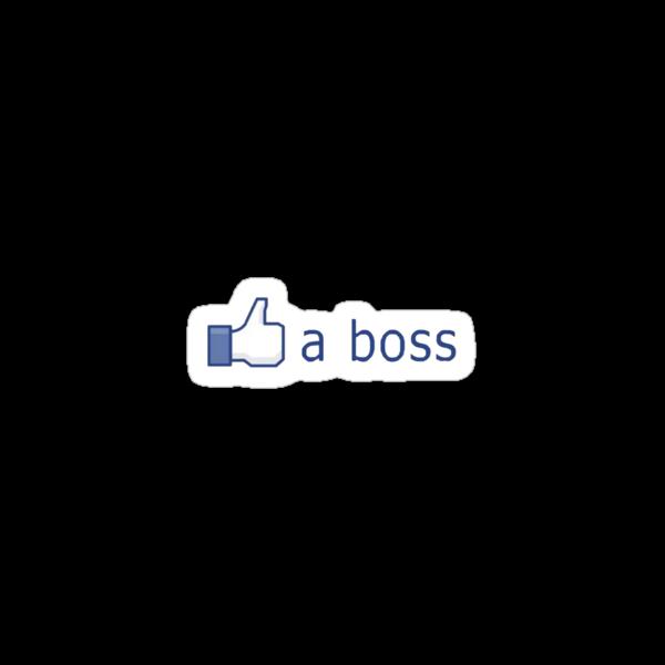 Like a boss! by nicholax11