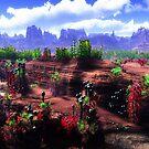 Megaspores desert. by alaskaman53