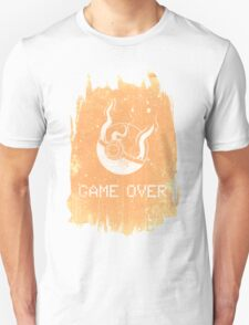 Game Over Charizard T-Shirt