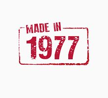Made in 1977 Unisex T-Shirt