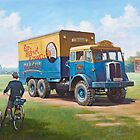 Fossett's Circus AEC Militant by Mike Jeffries