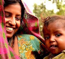 Joys of Motherhood by redscorpion