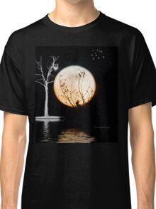 Super Moon Light (T-Shirt) Classic T-Shirt