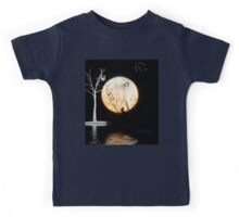 Super Moon Light (T-Shirt) Kids Tee