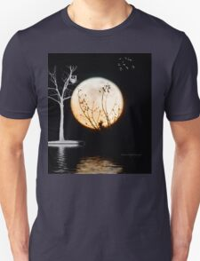 Super Moon Light (T-Shirt) Unisex T-Shirt