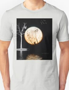 Super Moon Light (T-Shirt) Unisex T-Shirt