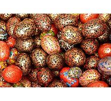 Dragon eggs from Kashmir! Photographic Print