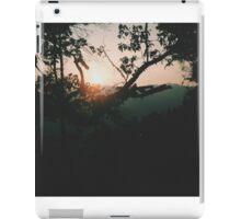 Sunrise at Wei Bao Shan iPad Case/Skin
