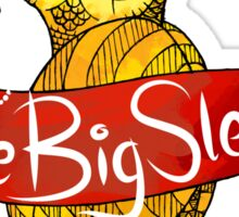 The Big Sleep - SXSW Sticker