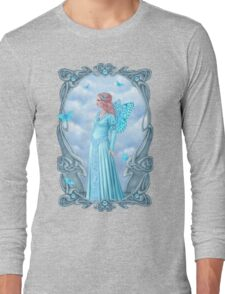 Aquamarine Birthstone Fairy T-Shirt