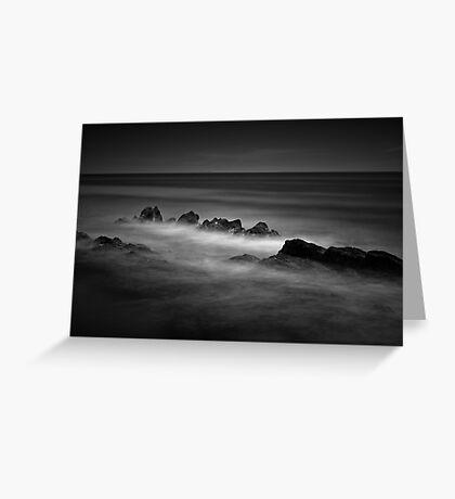 Carrickalinga Beach, SA Greeting Card