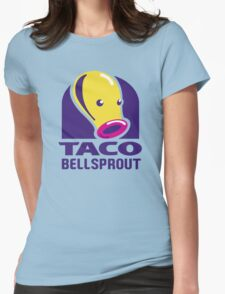 Taco Bellsprout Womens Fitted T-Shirt