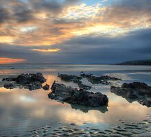 Inche Beach by Edwin O' Sullivan