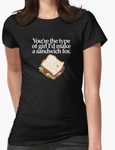 SANDWICH for GIRL  (DARK) T-Shirt
