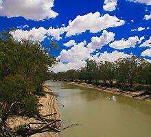 """The Murrumbidgee River"" by evansoz"