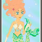 Mermaiden delicate bubble feast by Simplastic
