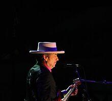 Mr Bob Dylan by JCortez