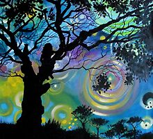 Tree with a View by Cherie Roe Dirksen