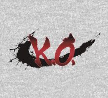 Street Fighter K.O. One Piece - Short Sleeve