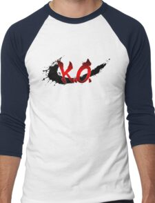 Street Fighter K.O. Men's Baseball ¾ T-Shirt